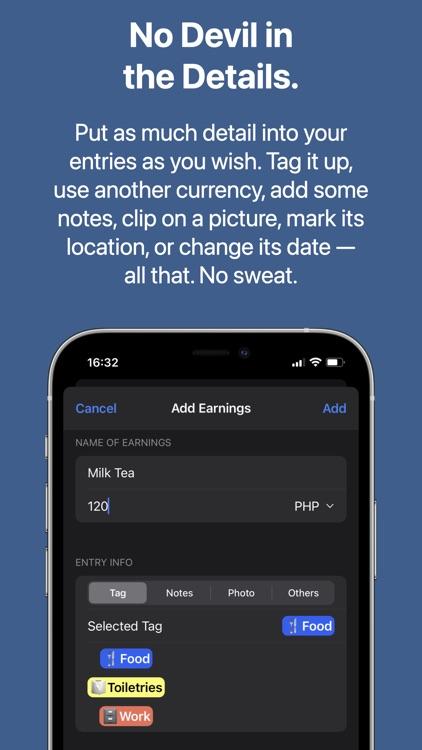 Magnate - Budget Tracker screenshot-6