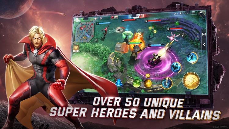 MARVEL Super War screenshot-3