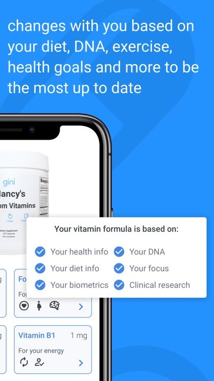 Gini: Smart Nutrition Tracker screenshot-6