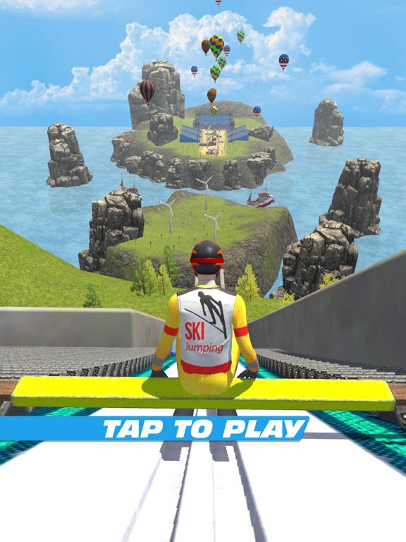 Ski Ramp Jumping screenshot 11