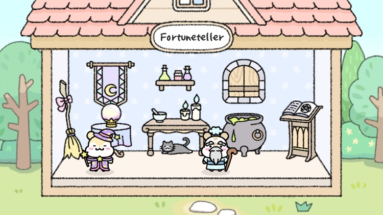 Hamster Town: the Puzzle screenshot-3