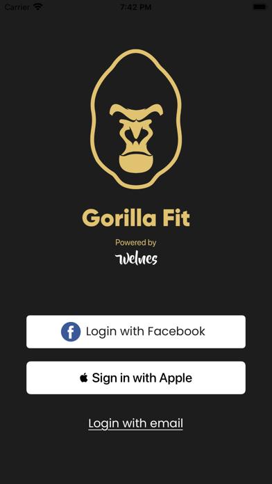 Gorilla FitScreenshot of 1