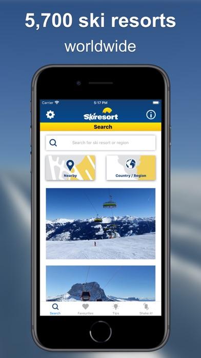 Skiresort.info – ski appのおすすめ画像1