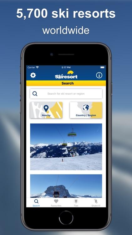Skiresort.info – ski app