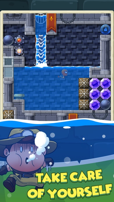 Diamond Quest: The Lost Temple screenshot 6