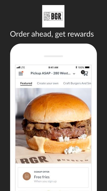BGR - The Burger Joint