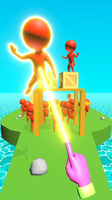 Magic Finger 3D screenshot 3