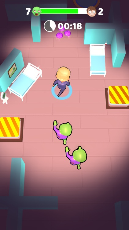 Zombiner - Hide and seek screenshot-5