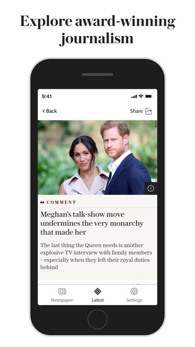 The Telegraph UK: News & Sportのおすすめ画像3