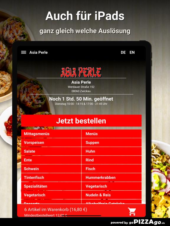 Asia Perle Zwickau screenshot 7