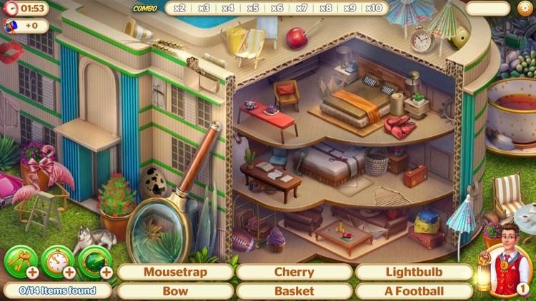Hidden Hotel: Miami Mystery screenshot-6