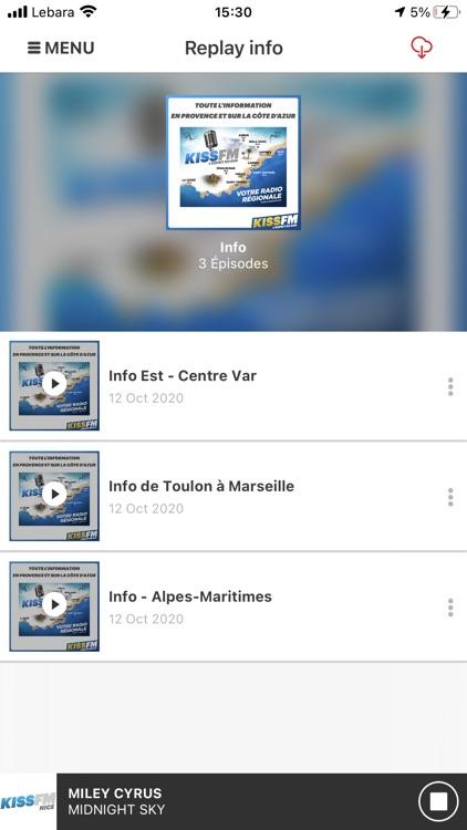 Kiss FM de la Côte d'Azur
