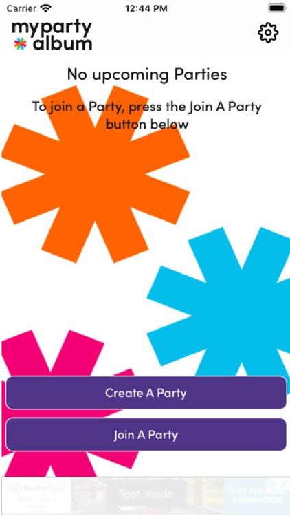My Party Album screenshot-3