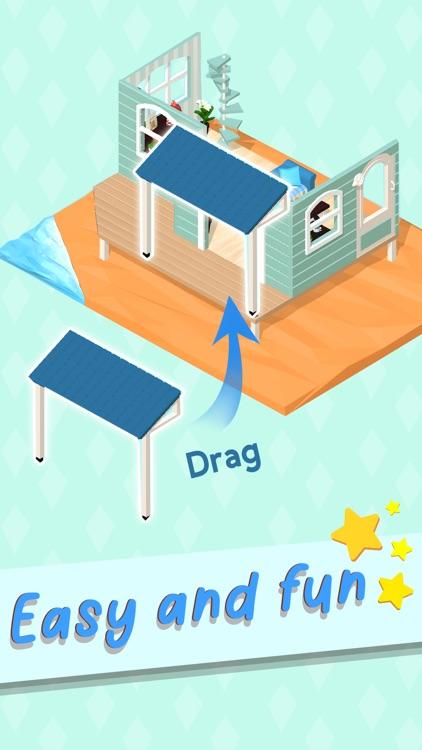 Diy World 3D : Home Design screenshot-4