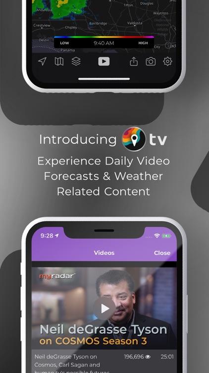 MyRadar Weather Radar Pro screenshot-3