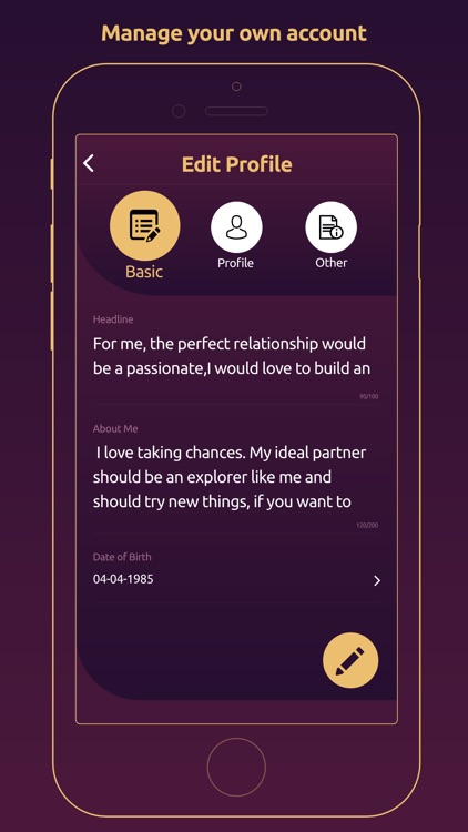 Bix – Bisexual Dating App screenshot-7