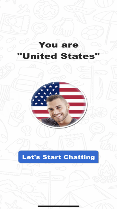 Countries Chat screenshot 4