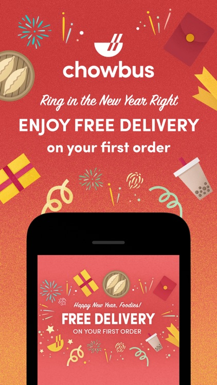 Chowbus: Asian Food Delivery screenshot-0