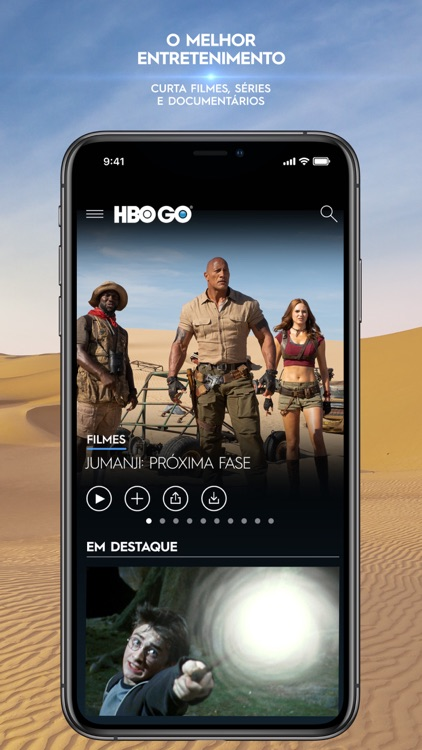 HBO GO ® screenshot-0