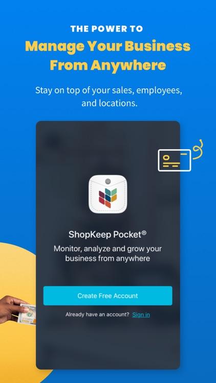 ShopKeep Pocket
