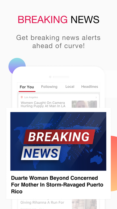 News Break - Local Headlines Screenshot