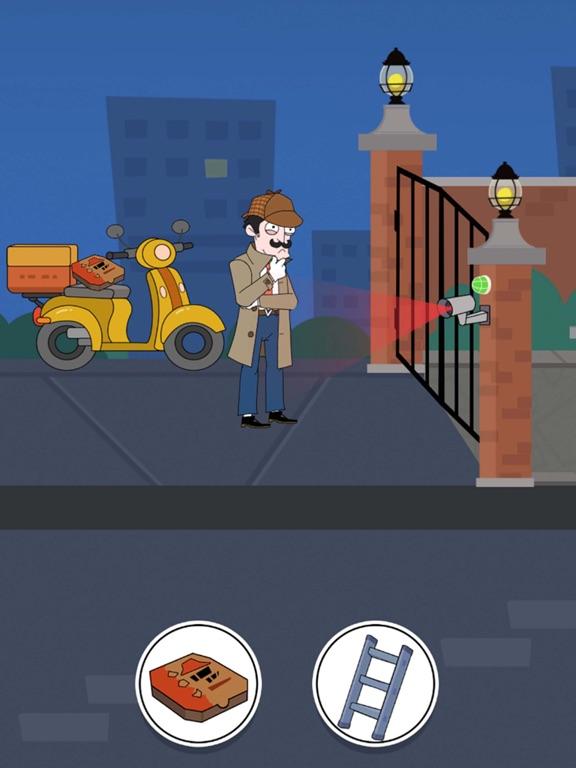 iPad Image of Clue Hunter