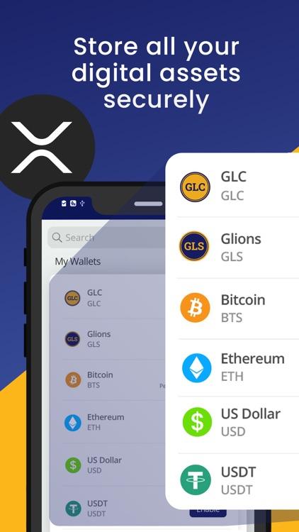 Glions Wallet screenshot-3