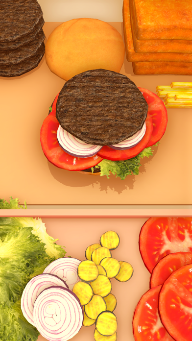 Burger Master 3D screenshot 1