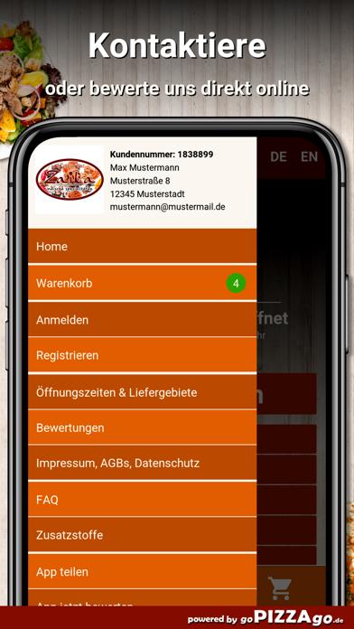 Indian Zaika Frankfurt am Main screenshot 3