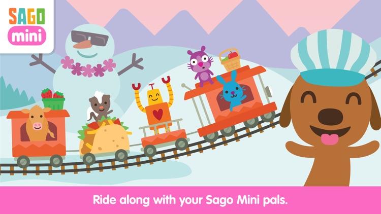 Sago Mini Train Adventure screenshot-3