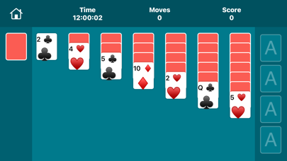 Screen Shot World of Solitaire 2