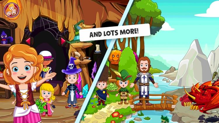 My Little Princess : Wizard screenshot-4