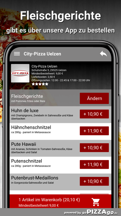 Pizza da Leonardo München screenshot 6