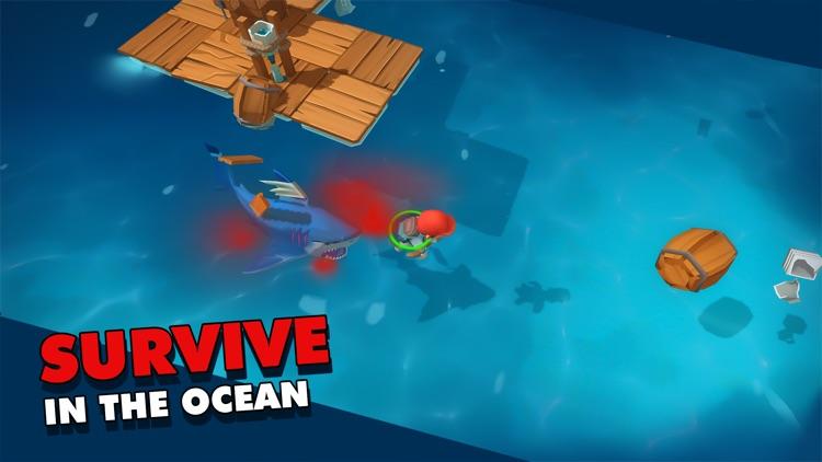 Epic Raft - Survival Games screenshot-4