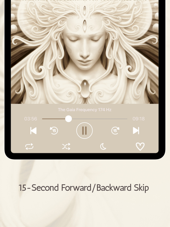 White Light Frequencies screenshot 15
