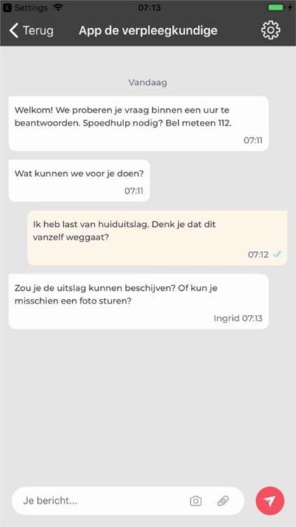 App de verpleegkundige screenshot-4