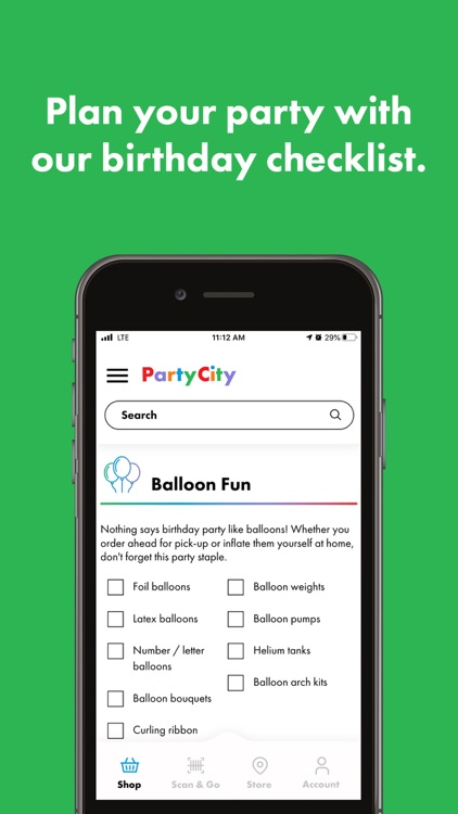 Party City screenshot-7