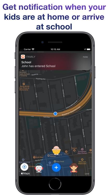 Find Family & Friends Locator screenshot-6