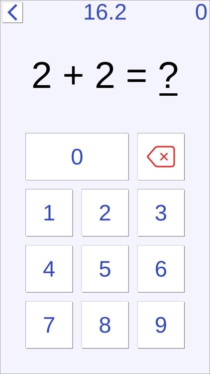Calculation Training For Brain screenshot-6
