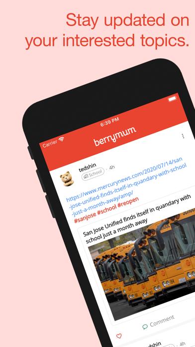 Berrymum screenshot 2