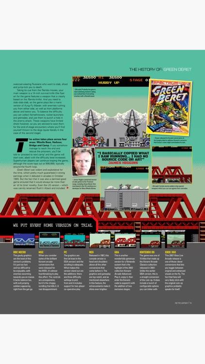 Retro Gamer Official Magazine screenshot-8