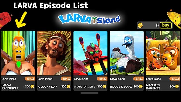 Larva Island Season_02