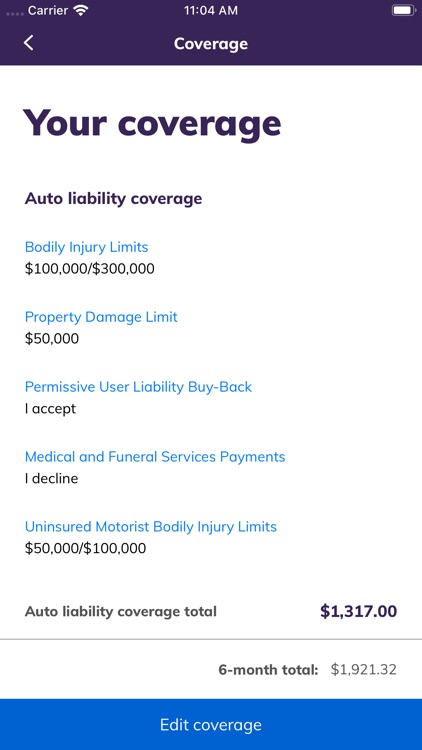 Esurance Mobile screenshot-3