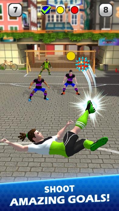 Goal Blitz screenshot 1