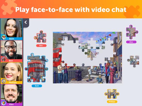 Jigsaw Video Party screenshot 10