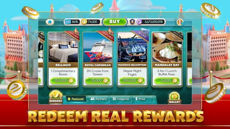 myVEGAS Slots – Casino Slots screenshot-5