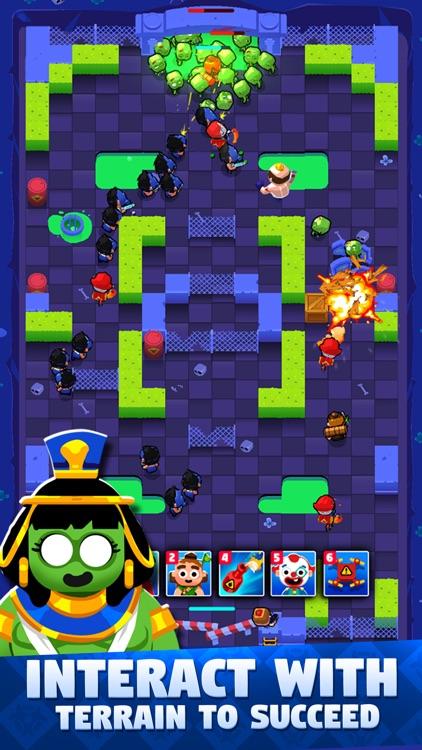 Zombie Tactics screenshot-0