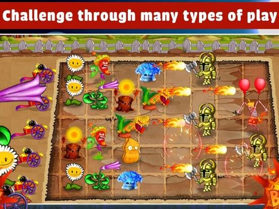 Angry Plants Flower screenshot 10