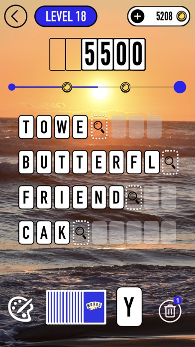 Words Out free Coins hack