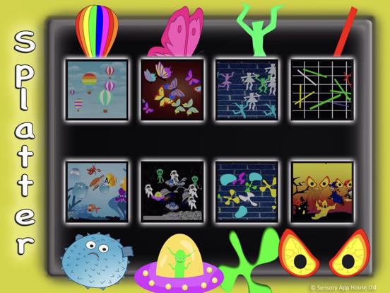 Sensory Splatter screenshot 10